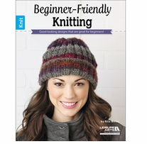 Leisure Arts Beginner Friendly Knitting