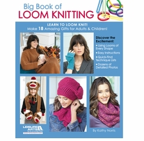 Leisure Arts Big Book Of Loom Knitting