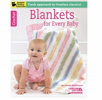 Leisure Arts Blankets For Every Baby