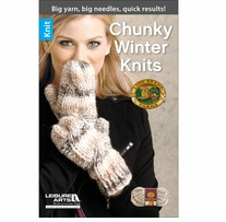 Leisure Arts Chunky Winter Knits