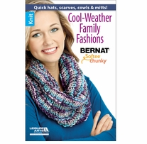 Leisure Arts Cool Weather Family Fashions