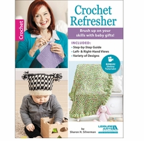 Leisure Arts Crochet Refresher