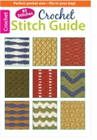 Leisure Arts Crochet Stitch Guide