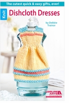 Leisure Arts Dishcloth Dresses