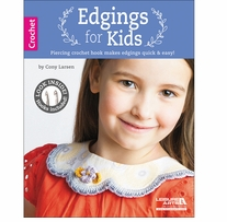 Leisure Arts Edgings For Kids