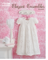 Leisure Arts Elegant Ensembles To Knit, Book 2