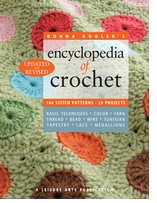 Leisure Arts Encyclopedia Of Crochet Revised