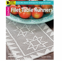 Leisure Arts Filet Table Runners