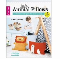 Leisure Arts Kid's Animal Pillows