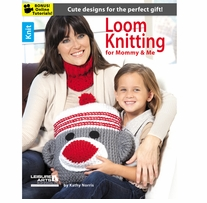 Leisure Arts Loom Knitting For Mommy And Me