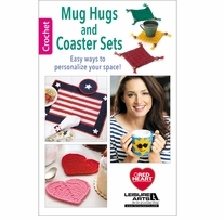 Leisure Arts Mug Hugs And Coaster Sets