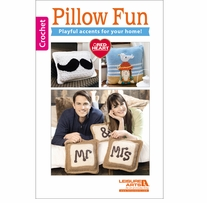 Leisure Arts Pillow Fun