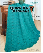 Leisure Arts Quick Knit Afghans