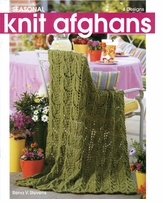 Leisure Arts Seasonal Knit Afghans