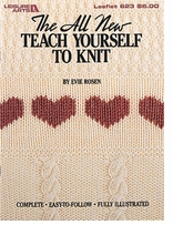 Leisure Arts Teach Yourself To Knit