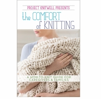 Leisure Arts The Comfort Of Knitting