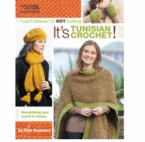 Leisure Arts Tunisian Crochet