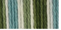 Lily® Sugar'n Cream ® Yarn Big Ball Naturals Yarn Ombres Emerald Isle
