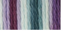Lily� Sugar'n Cream� Big Ball Naturals Ombre Yarn Jewels Ombre