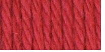 Lily Sugar'n Cream Yarn Cotton Yarn Country Red