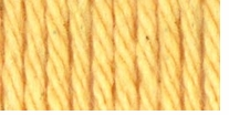 Lily Sugar'n Cream Yarn Cotton Yarn Country Yellow