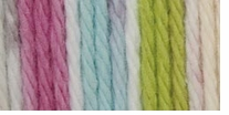 Lily Sugar'n Cream Yarn Ombres Lava Lamp