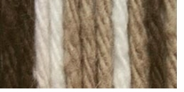 Lily Sugar'n Cream Ombre Yarn Super Size Chocolate Ombre