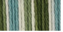 Lily® Sugar'n Cream ® Yarn Ombres Super Size Emerald Isle