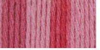 Lily Sugar'n Cream Yarn Super Size Scents Yarn Rose Petal