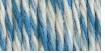 Lily Sugar'n Cream Yarn Super Size Twists Denim Twists