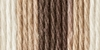 Lily� Sugar'n Cream� Big Ball Naturals Ombre Yarn Chocolate Ombre