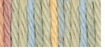 Lily Sugar'n Cream Cotton Ombre Yarn Butter Cream