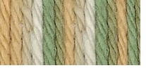 Lily Sugar'n Cream Cotton Ombre Yarn Country Sage