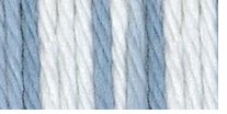 Lily Sugar'n Cream Cotton Ombre Yarn Faded Denim