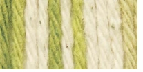 Lily Sugar'n Cream Cotton Ombre Yarn Guacamole