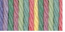 Lily Sugar'n Cream Ombre Yarn Rainbow Bright