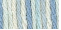 Lily Sugar'n Cream Cotton Ombre Yarn Shades Of Denim