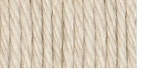 Lily Sugar'n Cream Cotton Yarn Ecru