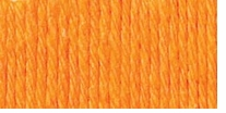 Lily Sugar'n Cream Cotton Yarn Hot Orange