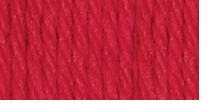 Lily Sugar'n Cream Cotton Yarn Red