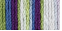 Lily Sugar'n Cream Yarn Ombres Fruit Punch