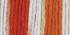 Lily Sugar'n Cream Ombre Yarn Poppy - Click to enlarge