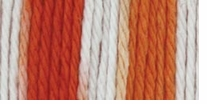 Lily Sugar'n Cream Yarn Ombres Poppy