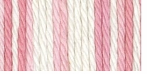 Lily Sugar'n Cream Ombre Yarn Super Size Strawberry