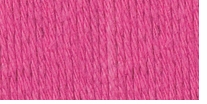Lily Sugar'n Cream Yarn Solids Super Size Hot Pink