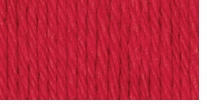 Lily Sugar'n Cream Yarn Solids Super Size Red