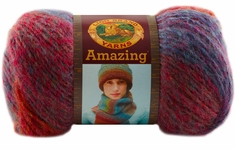 Lion Brand Amazing Yarn - Click to enlarge