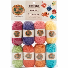 Lion Brand Bonbons Yarn - Click to enlarge