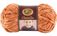Lion Brand Chenille Yarn - Click to enlarge