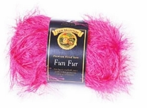 Lion Brand� Fun Fur� Yarn